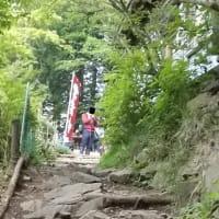 3週間ぶりの登山・今日の山頂は小草平だ(2019年15回目)