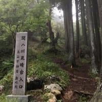 20210609 関八州見晴台は雨でした