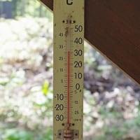 猛暑日 Extremely hot day