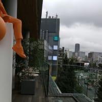 シャンソン歌手リリ・レイLili Ley  原宿駅  駅前ビル