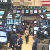 NY Stock Market up $ 1900  2020年03月13日