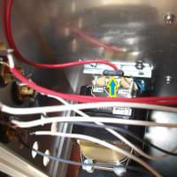 プリアンプのOPT変更2 プレート電流の変更と考察