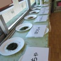 8月5日 玉穂第一保育園で、日本茶教室
