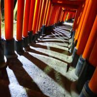 【京都幕間旅情】伏見稲荷大社,弘法大師空海と淳和天皇そして清少納言と後三条天皇との所縁