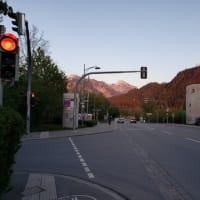 ドイツ旅行 三日目:pollyannaの登山衝動