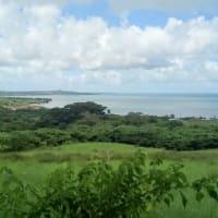 石垣島で一番絵が描けるのは名蔵湾だ。
