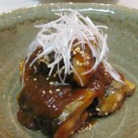 秋刀魚の梅わさび照り煮