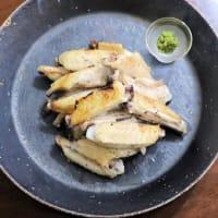 牡蠣フライ、鰤大根、鶏スペアリブ