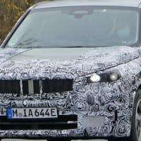 【BMW】最小なSUV「X1」にフルEVバージョン設定が確実に。開発車両を初スクープ!