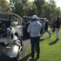 OB参加ゴルフコンペ