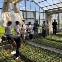 みやぎ農業未来塾と登米市農業士会経営向上研修会の開催