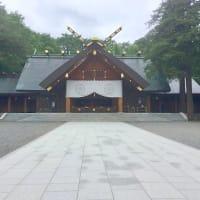 御神氣漂う 。。 夏至の北海道神宮 その2