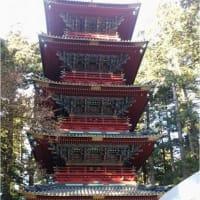 久々に日光社寺へ初詣