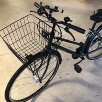 久々に自転車を乗りまわしました