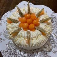 手作りケーキ 「メロンケーキ」
