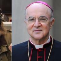ヴィガノ大司教「彼らは、バチカンを引退教皇たちの老人ホームに変え、教皇職を廃止して権力を確保したいと考えています」