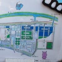 知らない街を歩く(横浜);大倉山公園・太尾・新横浜縦走(4);太尾公園と太尾南公園