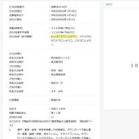 【商標】100日後に死ぬワニ