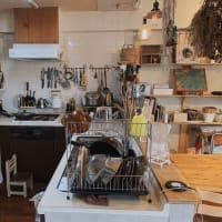実家のキッチン