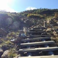 尾瀬の秋・・・アヤメ平から至仏山周回