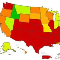 アメリカでインフルエンザ感染が拡大、入院患者は140,000人、死者は8,200人以上、何で報道されない