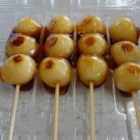 パッションフルーツ&マンゴーのマーブルシフォンケーキ