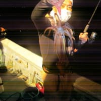 6/12(土)イカ本日スルメにマイカにと調子良くヒット!!赤物もアコウにウッカリカサゴに鬼カサゴにマダコまで(*^^*)ノ