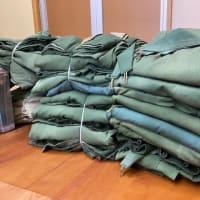 掛替の時は、古いカーテン引き取ります!