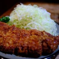 【グルメ】【X-T4】安い旨い早いの新宿豚珍館でとんかつ Delicious Pork Cutlet in Shinjuku.