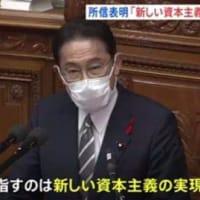 明日に向けて(2015)岸田首相の「新しい資本主義」はまやかし。新自由主義を本当に止めることが問われている