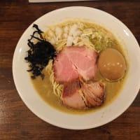 煮干しラーメン平八#再訪35(横須賀中央駅)