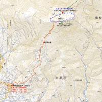 伊吹山(山の日登山)(2020.8.9-10)
