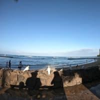 ハワイでは初めてのマックで朝食