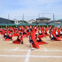 6・10 令和3年度引田小中学校運動会 中学校の部 パートⅢ(6/2)