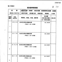 岡山県議会の自由民主党会派に所属の議員全員が、麻薬密売組織の麻薬代金受け渡し手口「マネーロンダリング」(現金洗浄)手口を使って、政務活動費を所属会派に違法に支出している事実。その3。