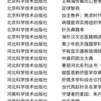 「王映海伝戴氏心意拳精要」中国北方十省優秀図書に選出!