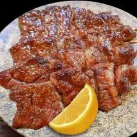 牛肉串焼き ~牛肉は厚さとボリュウムで勝負!~