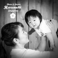 12/1 ハーフバースデイちゃん 札幌写真館フォトスタジオハレノヒ