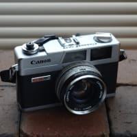 Canon キヤノネット  QL17 G-Ⅲ