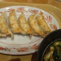 宇都宮駅ビルの人気店で餃子ランチ