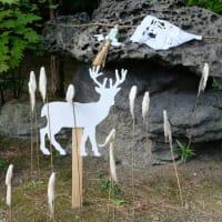 上遠野敏作品■BENIZAKURA PARK ART ANNUAL 2020 (8月22日~9月30日、札幌)