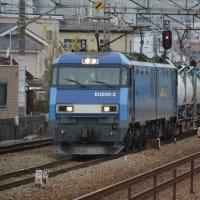 EH200-2 【尻手駅:南武支線】  2021.2.26