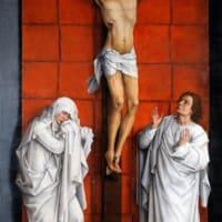 マリアは十字架の下で佇んでおられた。その意味は?何故?どのようにして?
