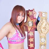 女子プロレスの明日を創るか、二冠タイトルマッチ!