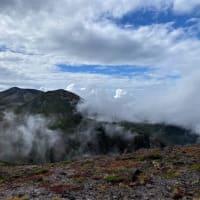 久しぶりの黒岳登山