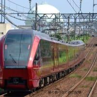 近鉄 新正(2020.8.2) 80000系 特急 ひのとり64列車