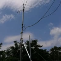 アンテナ設置 CHV-5