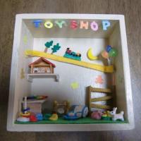 ドールハウス「おもちゃ屋さん」
