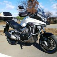 春一番、モーターサイクルツーリング・・・
