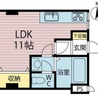 武蔵野コーポラス 5階 2LDK 賃貸で新登場!!